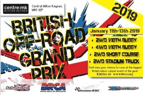 British Off Road Grand Prix 2019: Sunday Race Day