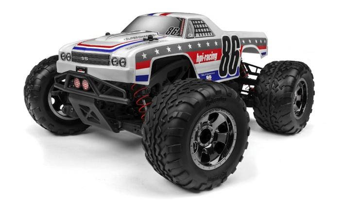 HPI Racing: Savage XS FLUX El Camino SS