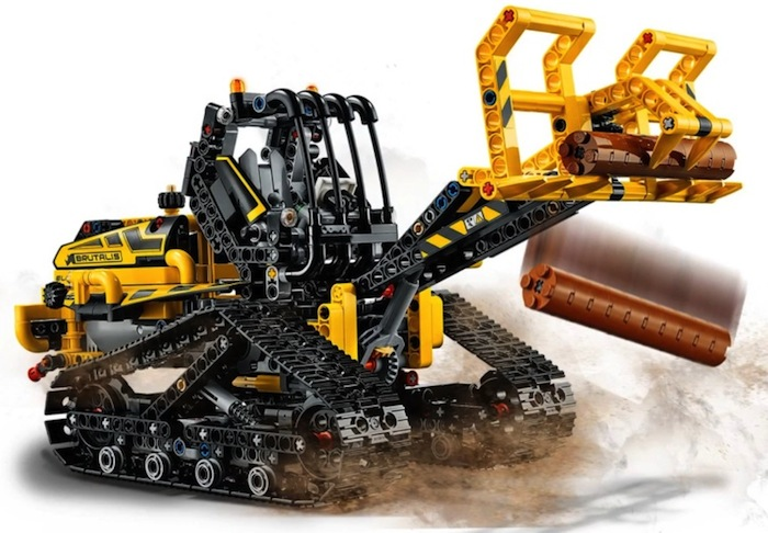 LEGO Technic 42094: Tracked Loader