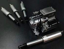 CAPO RACING: Airmatic V2 Scale Air Suspension System