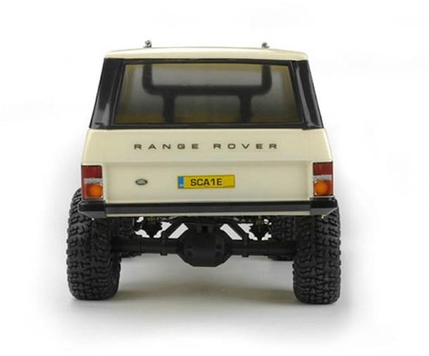 Carisma 1981 4-Door Range Rover Classic SCA-1E RTR
