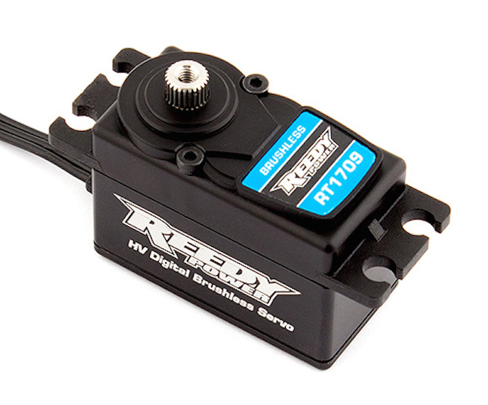 Reedy HV Digital Brushless Servos