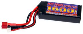 HRC Racing 3S Lipo Battery for 1/16 and 1/18 Cars