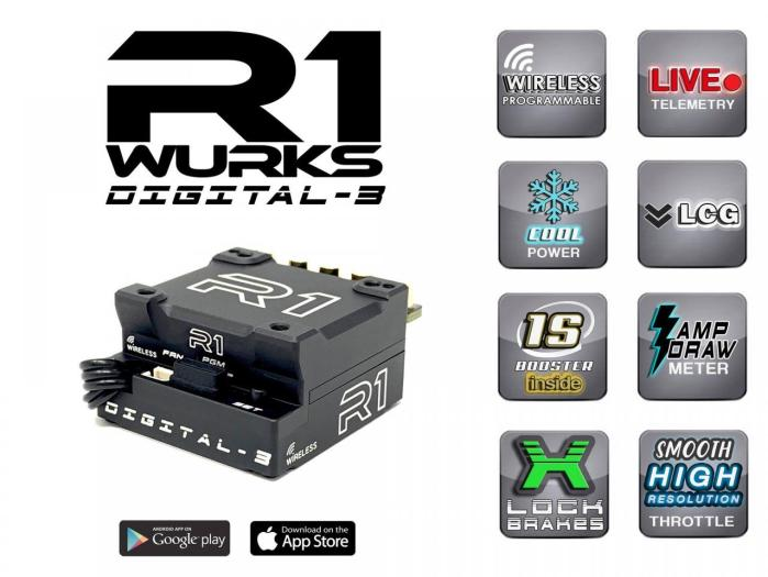 R1: Wurks Digital 3 Speed Control