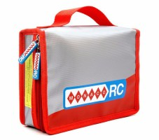 Monaco RC - LiPo Batteries Fireproof Bag
