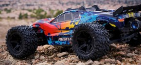 Build a fully Upgraded Rustler 4X4 VXL