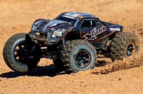 Traxxas X-Maxx Desert Domination Video