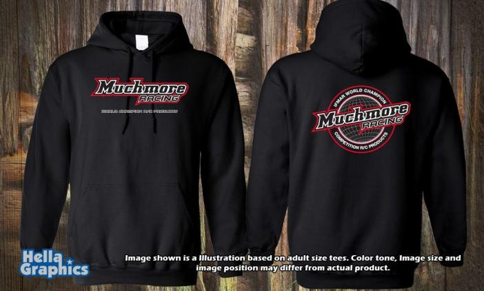 Muchmore Racing: 2019 Hoodies