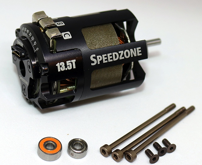 Speedzone: 13.5 tuned Brushless Motors