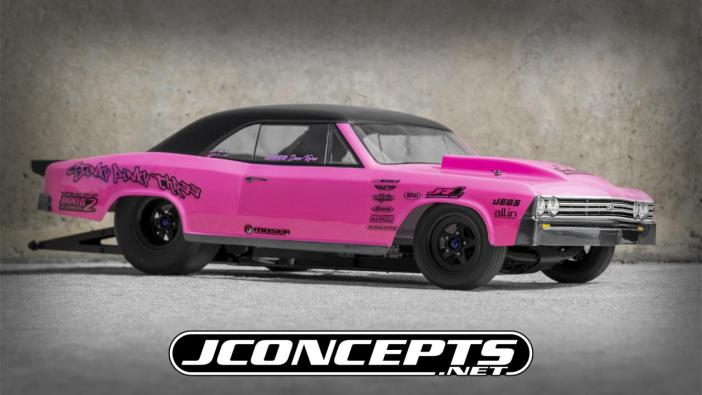 JConcepts: Chevy Chevelle Garage Build