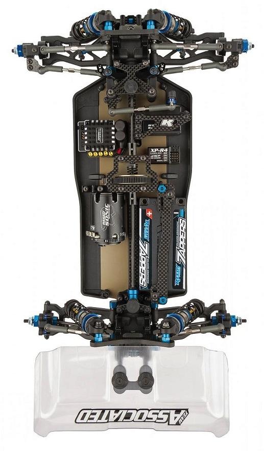 Team Associated: RC10B74 Team Kit buggy