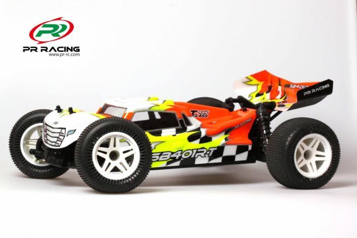 PR Racing: SB401R-T 1/10 Electric 4WD Stadium truck / Truggy
