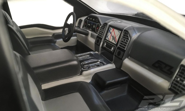ProLine Racing: Late Model Scale Truck Interior