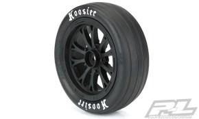ProLine: Pomona Drag Spec Black Wheels