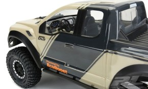ProLine Racing: Late Model Interior for Rock Crawlers