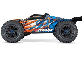 Traxxas E-Revo Monster Truck: Urban Bashing Video