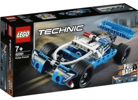 LEGO Technic: Police Pursuit In-depth Review - 42091