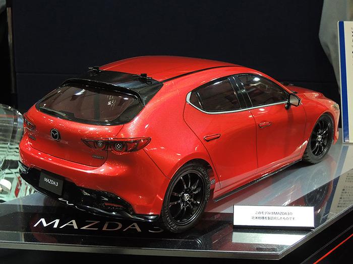 Tamiya Mazda 3