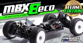 Mugen MBX8 Eco Team Edition Brushless Buggy