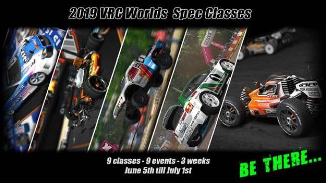 2019 VRC Worlds Spec