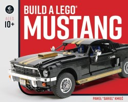 How to build a classic 1960s LEGO Mustang