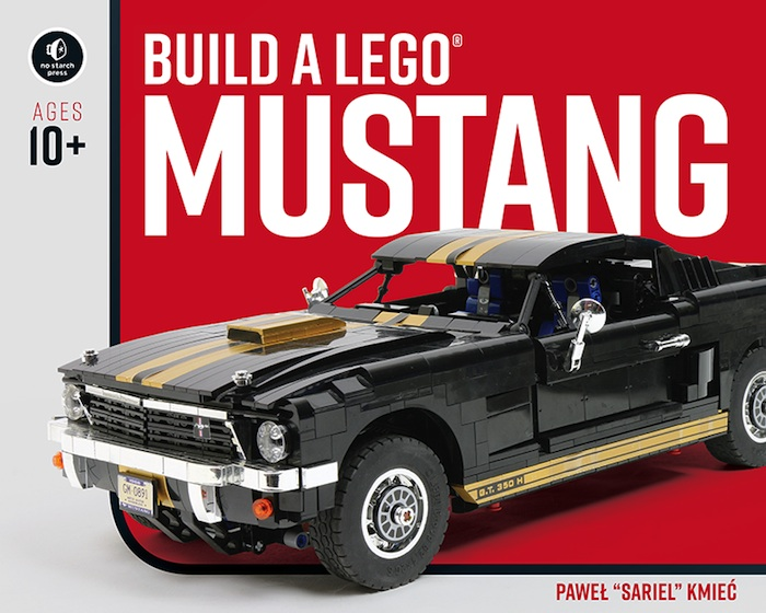 Build a LEGO Mustang by Sariel