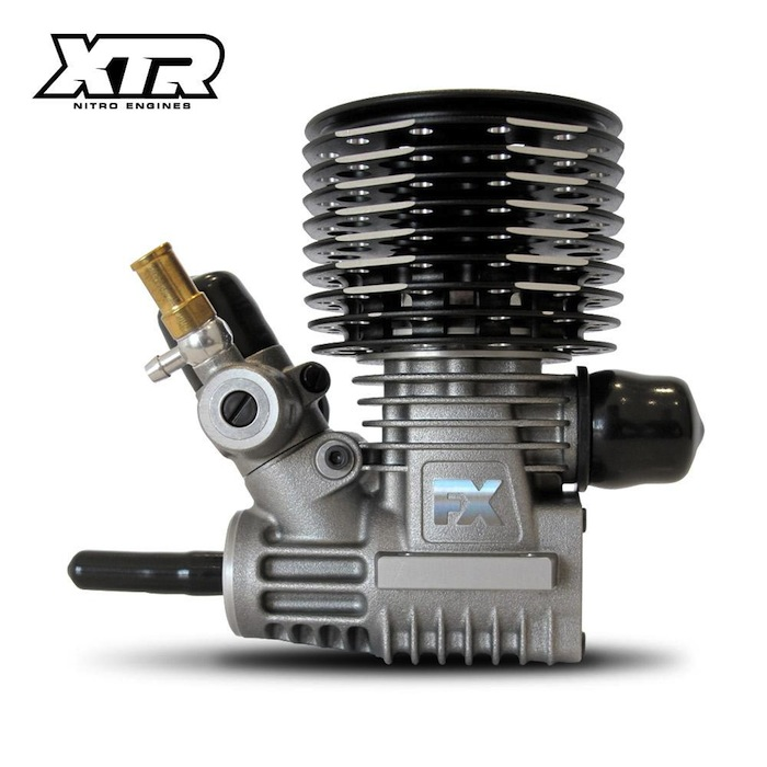 XTR Racing nitro AR3 Tuned Engine