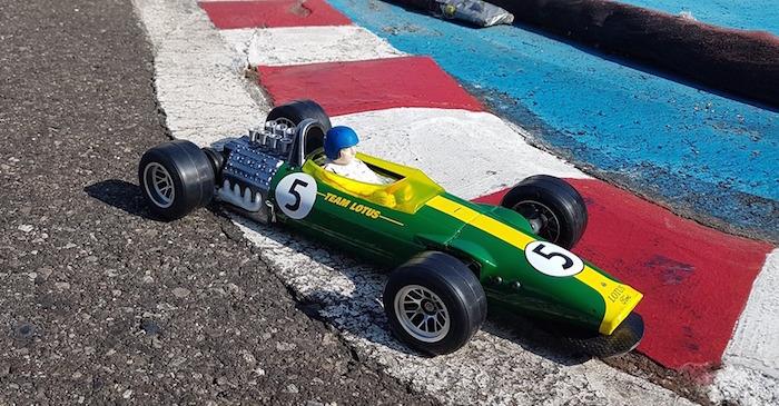Classic Team Lotus 49