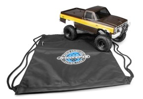 "JConcepts: Trail Truck ""Drawstring"" Tote Bag"