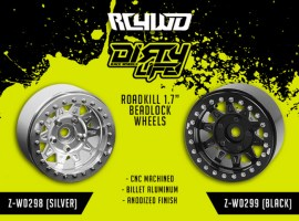 RC4WD Dirty Life Roadkill 1.7 Beadlock Wheels