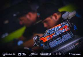 2019 EFRA 1/10th 2WD Off Road Euros - Finals day Live!
