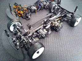 Zero Tribe: Yokomo BD9 New MID Motor conversion kit