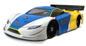 Blitz GT4 1/8th Scale GT Aerodynamic Bodyshell