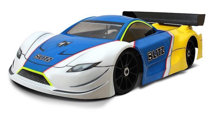 Blitz GT4