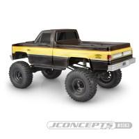 JConcepts: 1982 GMC K10 body for TRX4 Sport