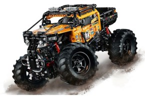 LEGO TECHNIC: What's the best off-roader?