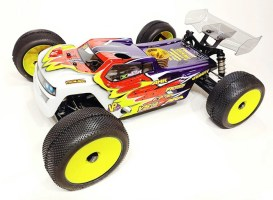 Leadfinger Racing: Strife body for HB D817T