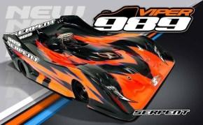 Serpent: Viper 989 1/8 4WD Nitro On-Road Car