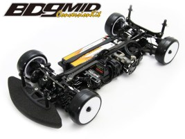 Yokomo BD9: Zero Tribe MID Motor conversion kit