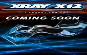 Xray X12 2020 Pan Car - Coming Soon