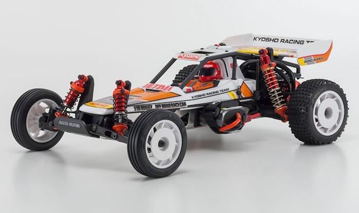 Kyosho: Ultima 2019 2WD Vintage Buggy