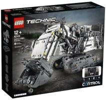 LEGO Technic: Liebherr R9800 Excavator - Video