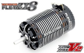 Muchmore Fleta ZX8 Evolution Brushless Motor