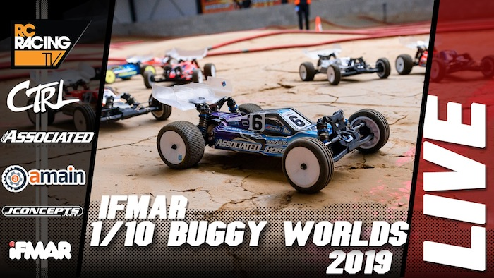 RC RACING TV buggy worlds 2019 hudy arena
