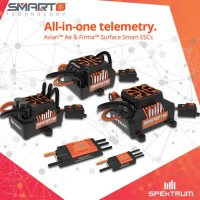 Spektrum Firma and Avian Smart Technology Speed Controller