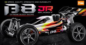 Team Magic B8JR Nitro Buggy official video