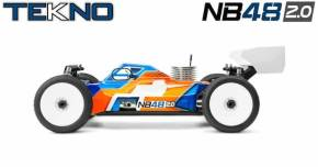 Tekno NB48 2.0 1/8th Competition Nitro Buggy