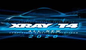 Xray T4 2020 1/10th Scale Electric Touring Car