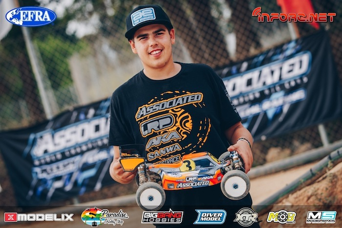 EFRA: 2019 European Championship 1/8th Electric Off Road - Barcellona