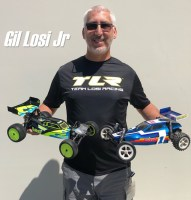 Gil Losi Jr. returns to TLR and Losi Development Team